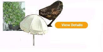 Satellite Umbrella Covers, DishCamo Plant Covers and more.